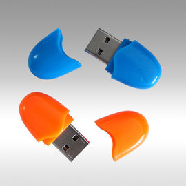 China azul rojo del negro de memoria USB de la fruta y modificado para requisitos particulares fábrica