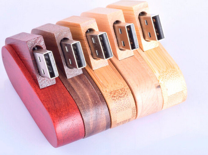 The Wooden USB Flash Drive pendrive Small swival Pen Drive USB Stick pen drive