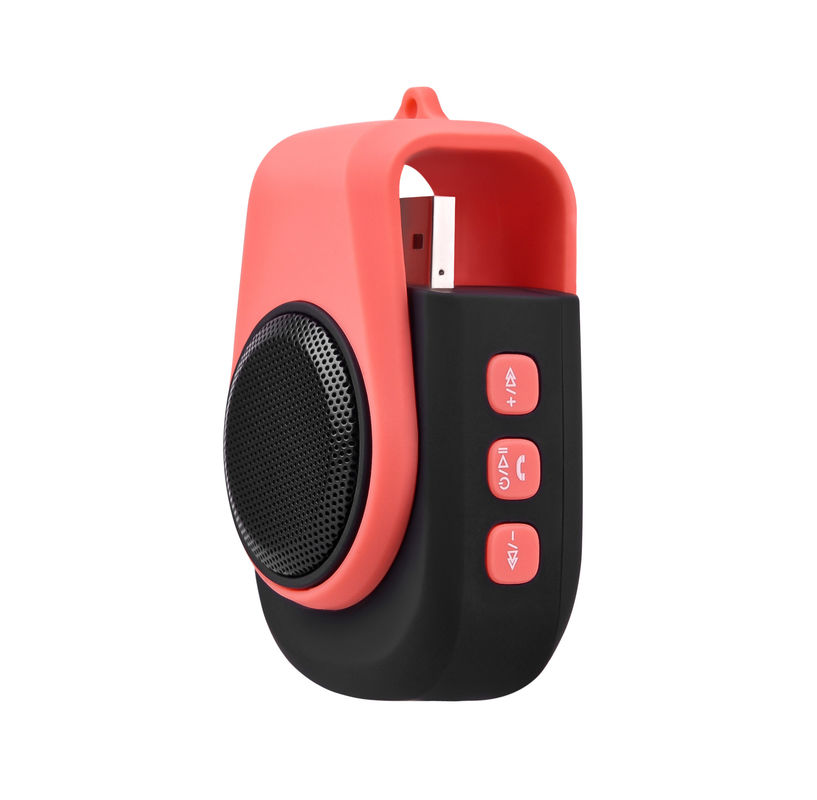 Mini Portable USB Bluetooth Speaker / Usb Bluetooth Speaker For Car Wireless